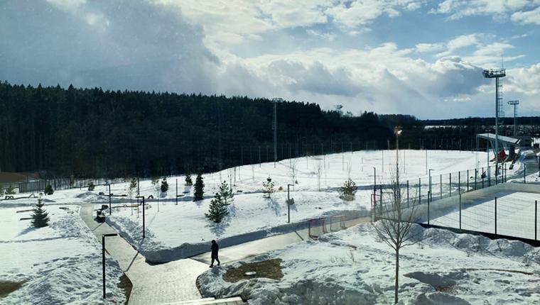 Территория школы «Летово», аналогов которой нет в России