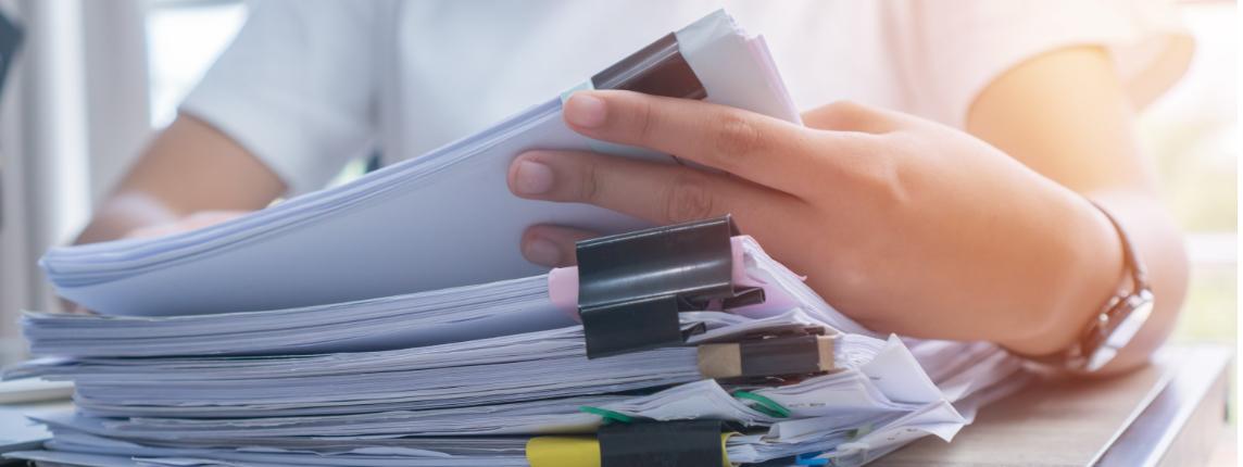 Сокращение отчетной документации для учителей