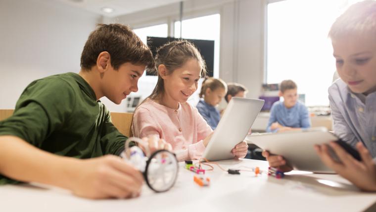 Индивидуальные образовательные траектории школьников для персонализации обучения