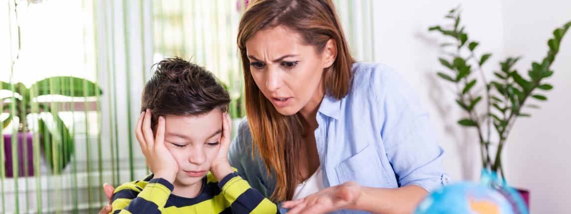Советы психолога: как помочь школьнику, который находится в состоянии стресса