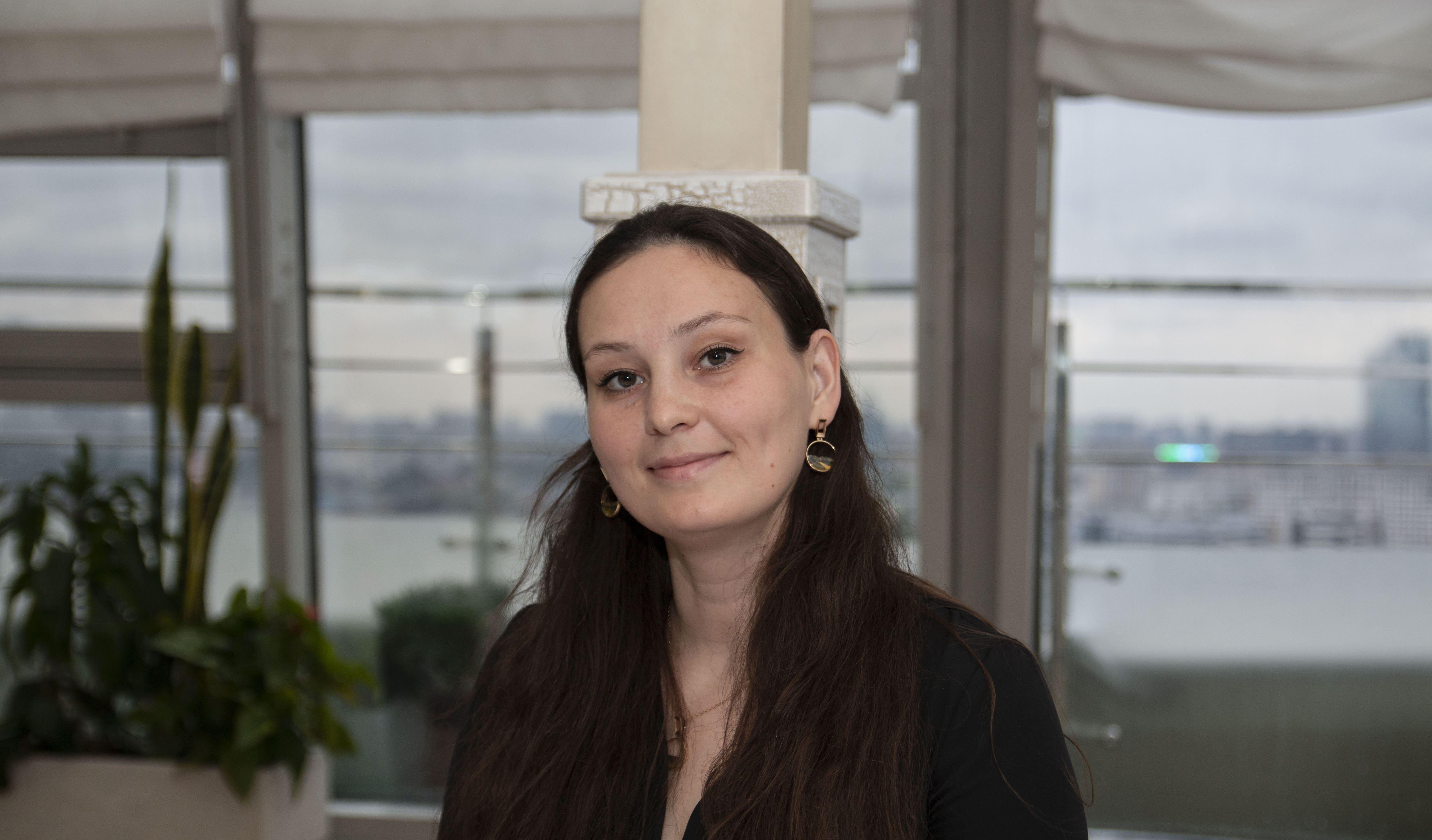 Заседание, посвященное старту конкурса грантовых проектов: эксперт конкурса Наталия Махно