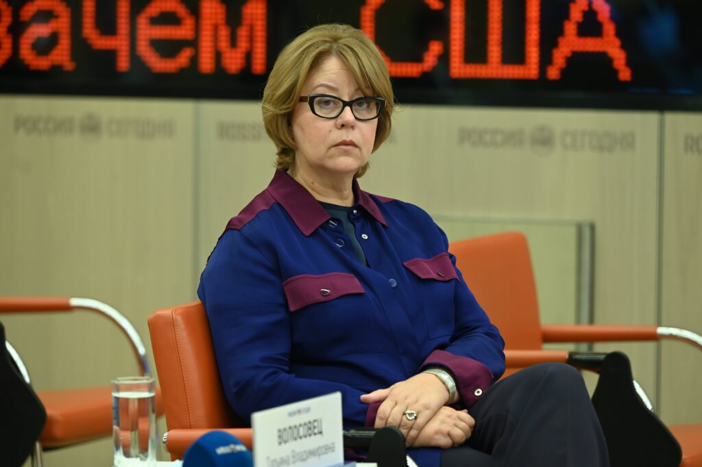 Пресс-конференция Обрсоюза: эксперт Волосовец Татьяна