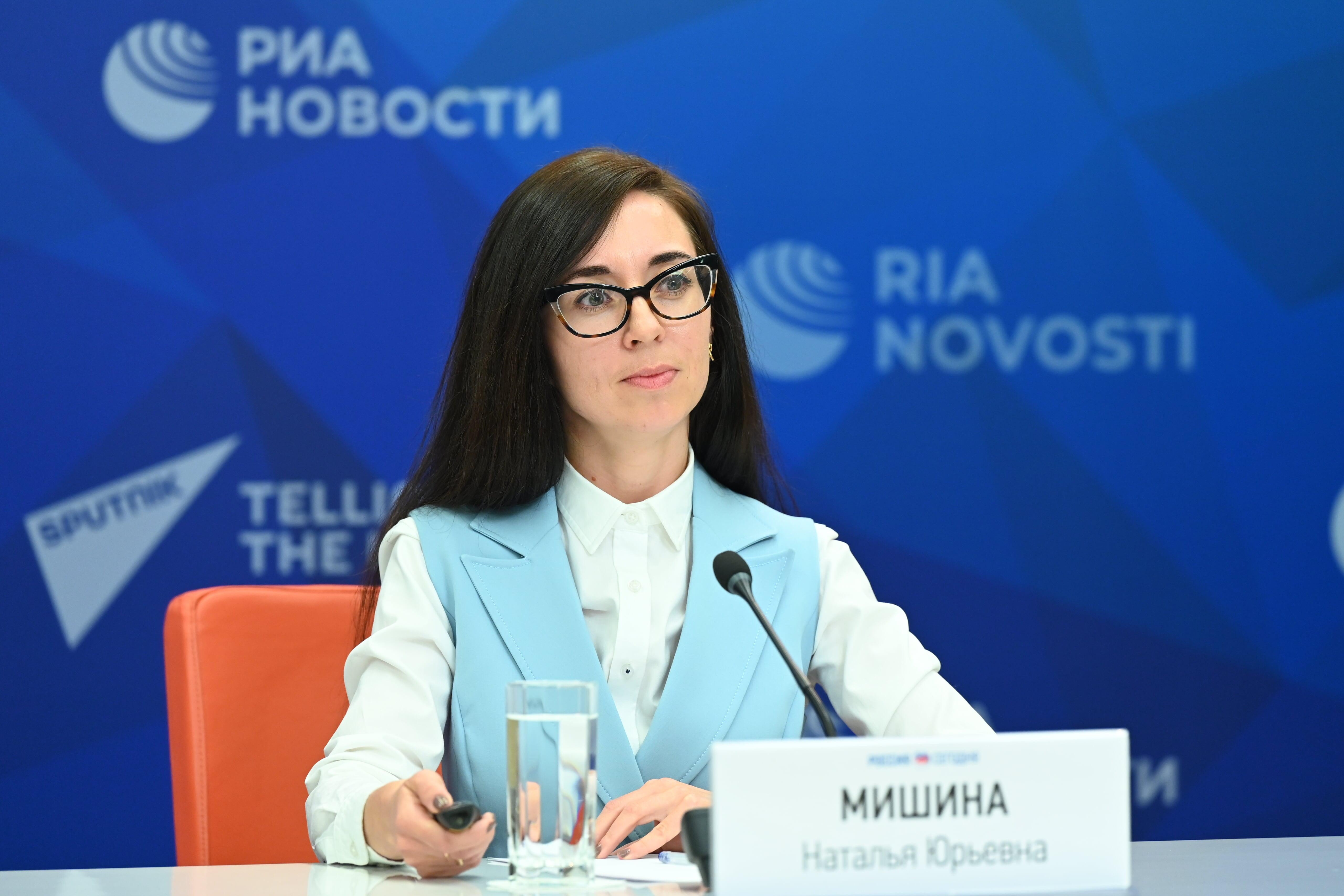 Пресс-конференция Обрсоюза, посвященная запуску конкурса «СОТ»: эксперт Наталья Мишина