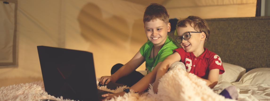 Интересное лето на дистанционке: обучающий онлайн-лагерь для детей