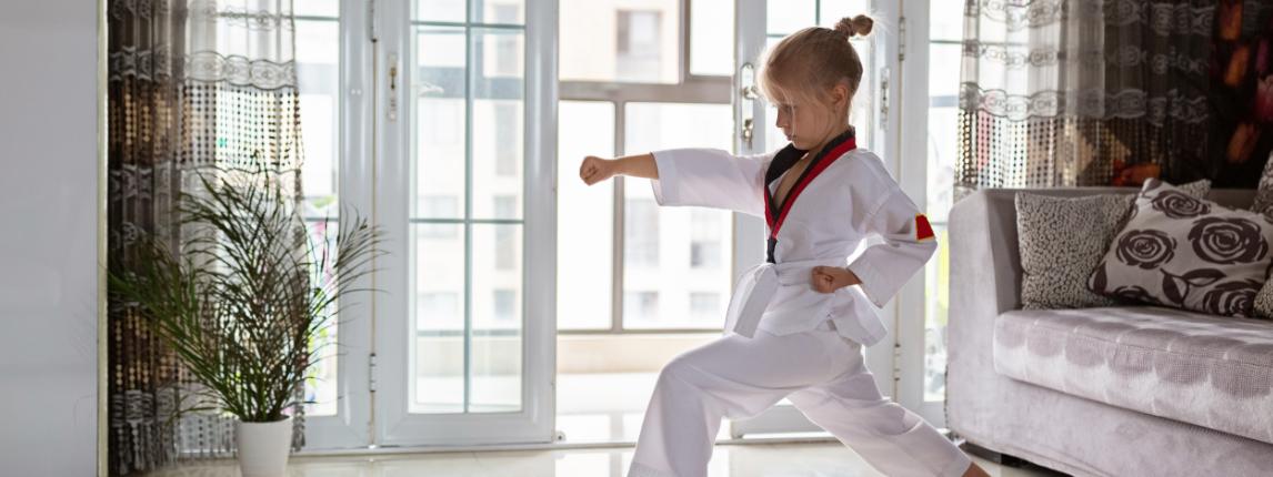 Приёмы и правила для обеспечения самообороны ребёнка