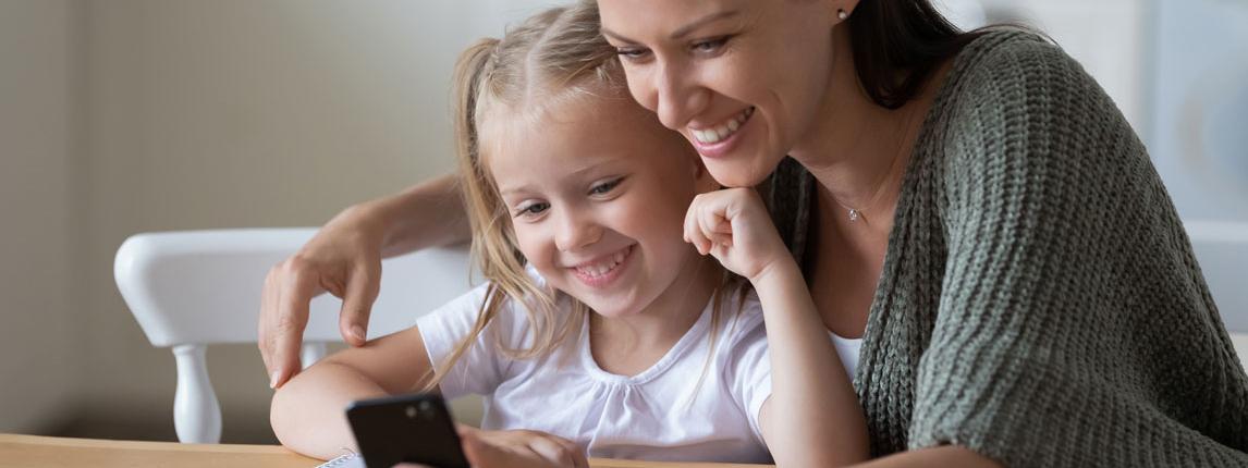 Исследование: треть родителей ограничивает доступ детей к нежелательному контенту