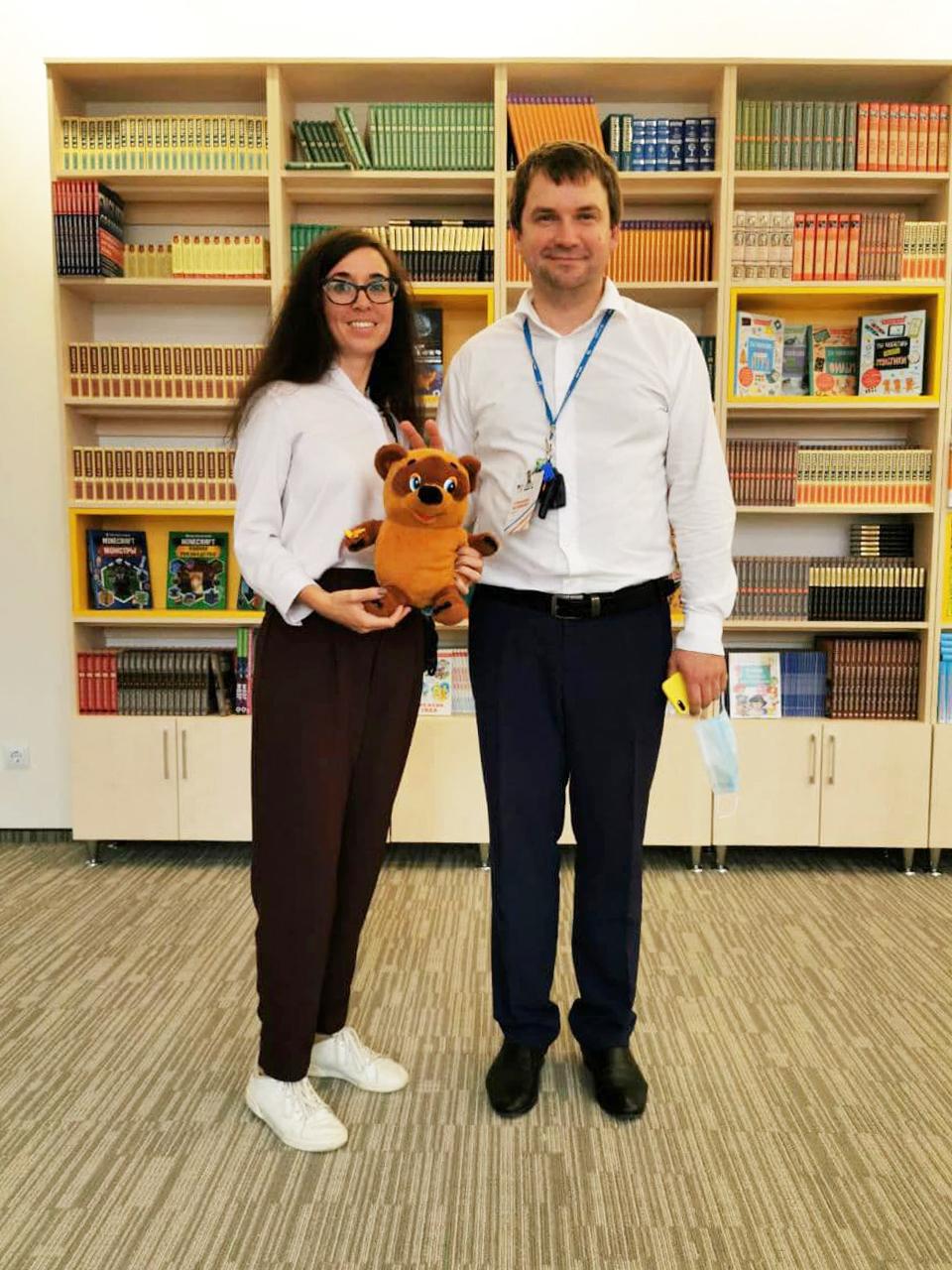 Образовательная экспедиция СОТ в Калининград: интервью с директором школы