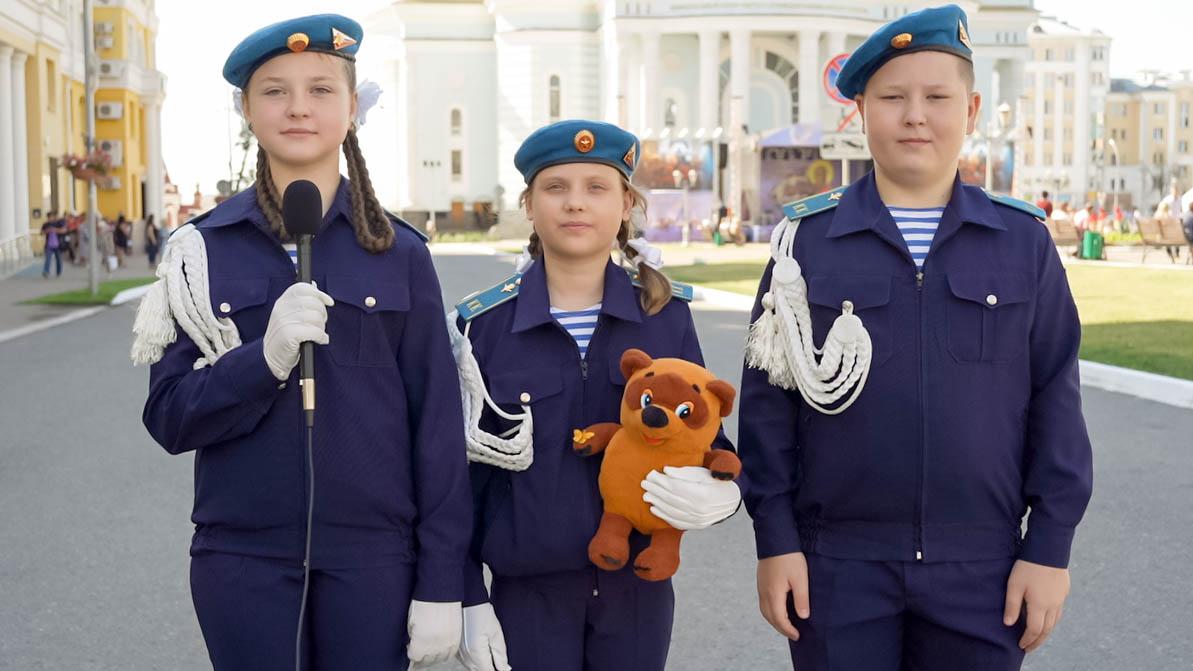 Образовательная экспедиция СОТ в Республику Мордовию: ученики кадетских классов школы №17