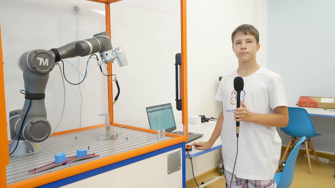 Образовательная экспедиция СОТ в Республику Мордовию: подготовка будущих космических инженеров в детском технопарке «Кванториум»