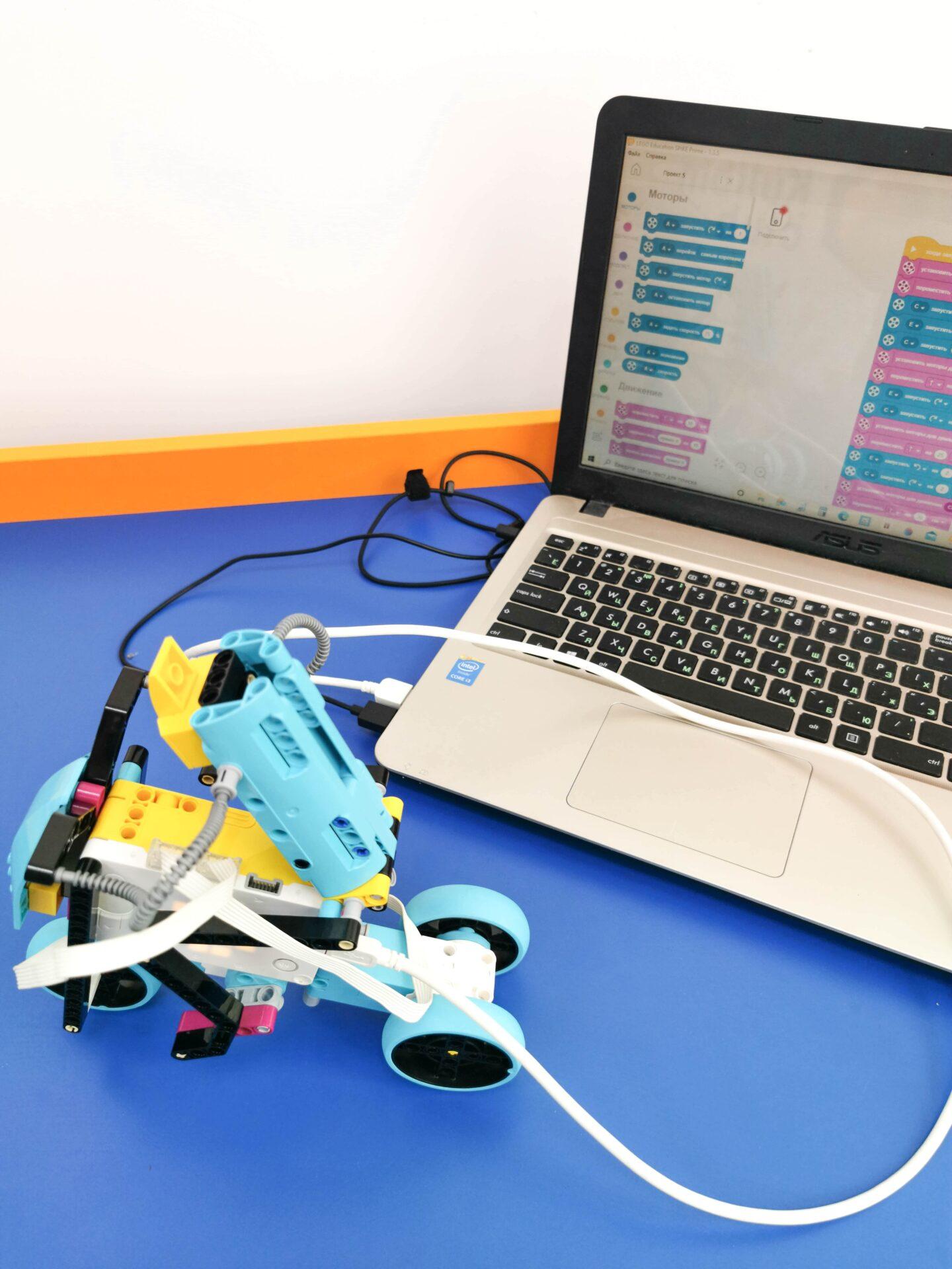 Образовательная экспедиция СОТ в Чувашскую Республику: урок робототехники в школе