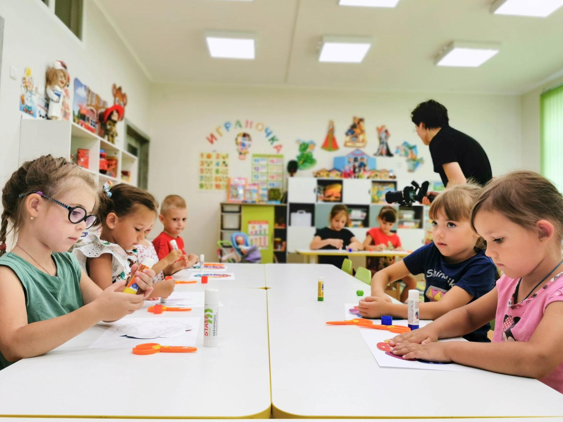 Образовательная экспедиция СОТ в Липецкую область: развитие навыков в детском саду «Облачный кит»