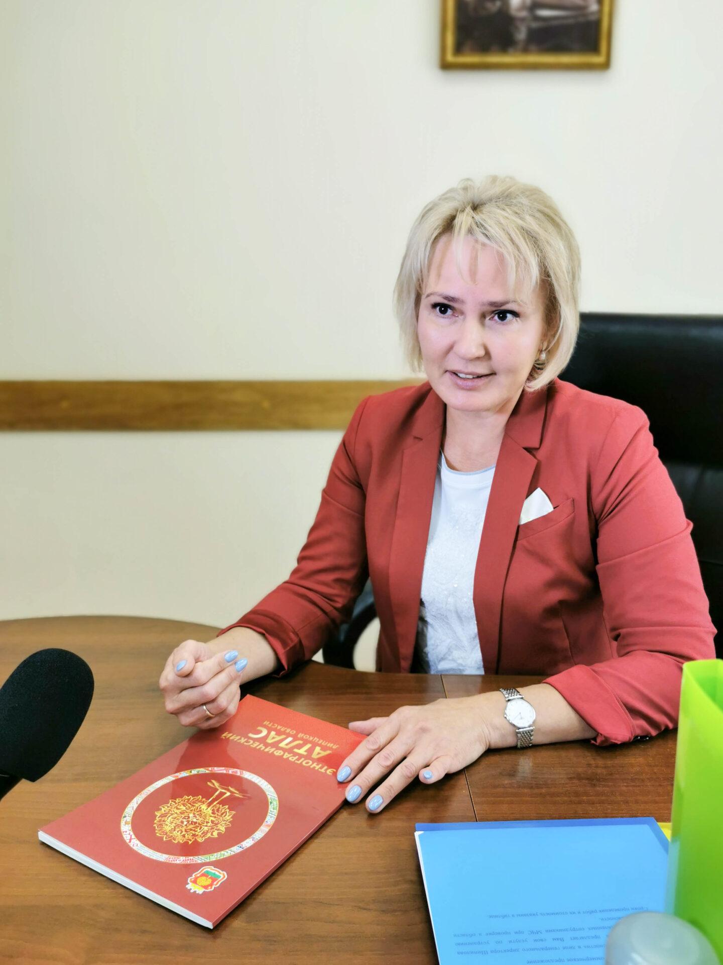 Образовательная экспедиция СОТ в Липецкую область: интервью с ректором ЛГПУ