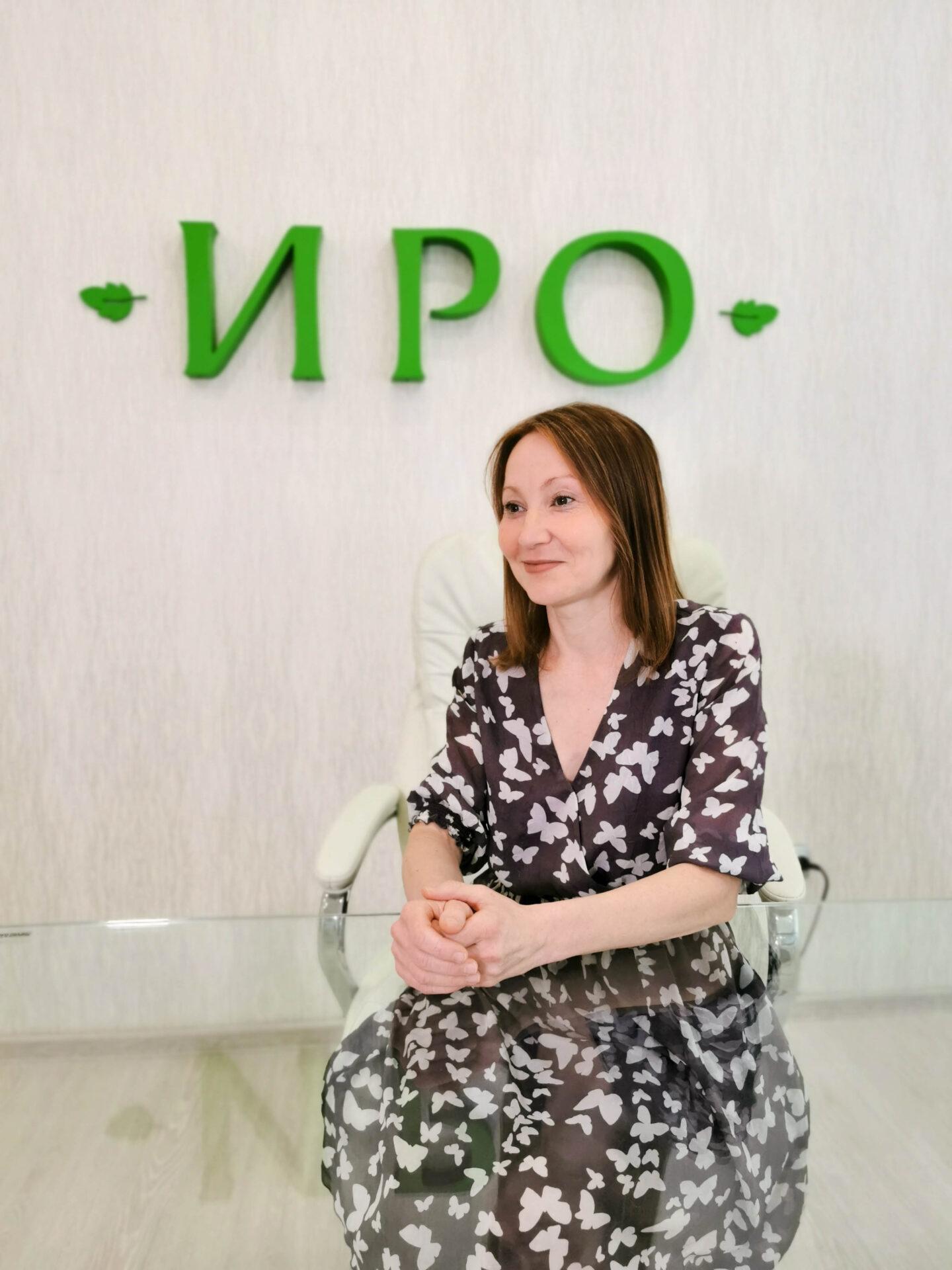 Образовательная экспедиция СОТ в Липецкую область: интервью с ректором Липецкого ИРО