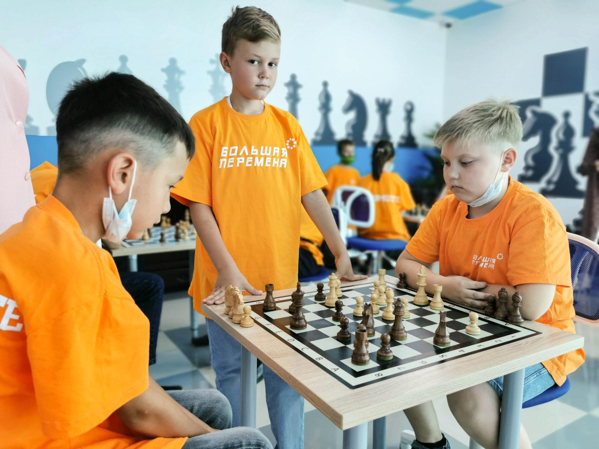 Образовательная экспедиция СОТ в Республику Мордовию: шахматный турнир в рамках проекта «Большая перемена»