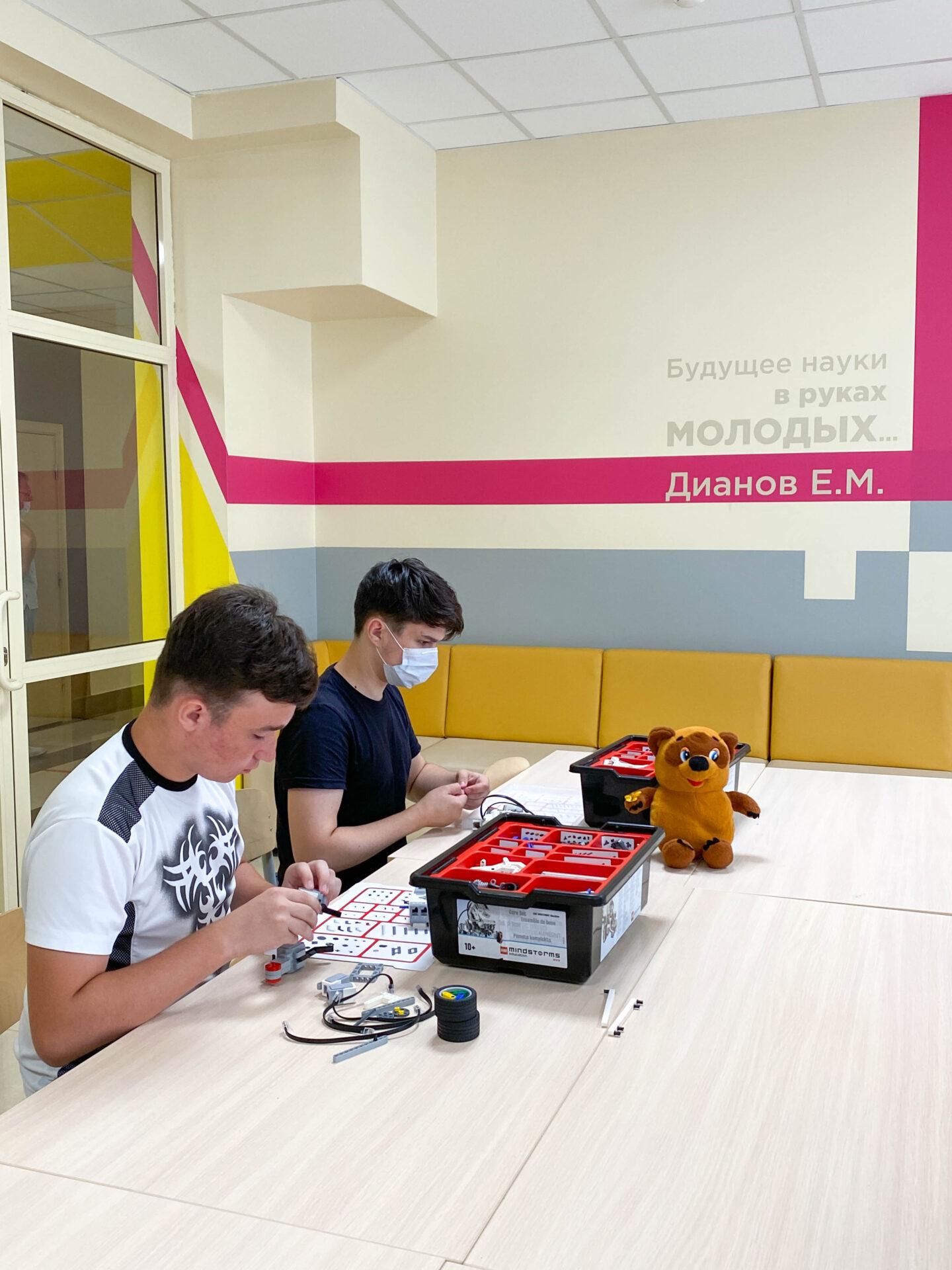 Образовательная экспедиция СОТ в Республику Мордовию: занятия на базе Национального исследовательского университета