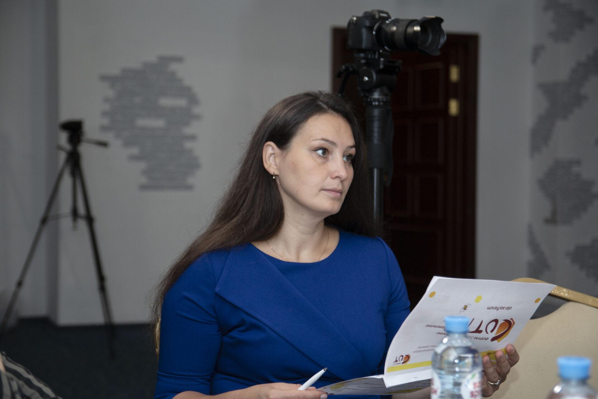 Комиссия рассмотрела 1850 заявок на гранты СОТ 2021: эксперт Наталия Махно