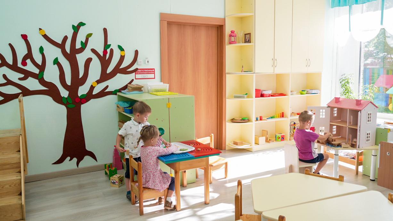 Образовательная экспедиция СОТ в Томскую область: развивающие занятия с детьми в центре «Эврика-развитие»