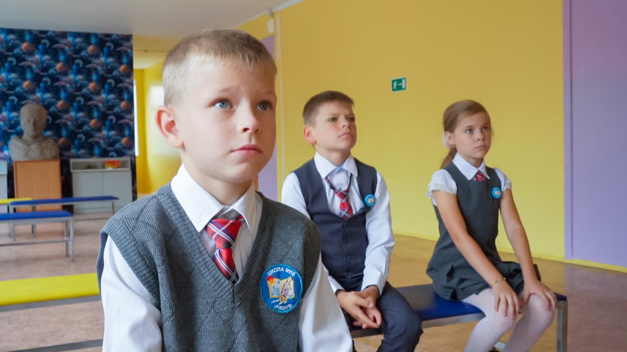 Образовательная экспедиция СОТ в Рязанской области: лекция о важности питания с учениками школы