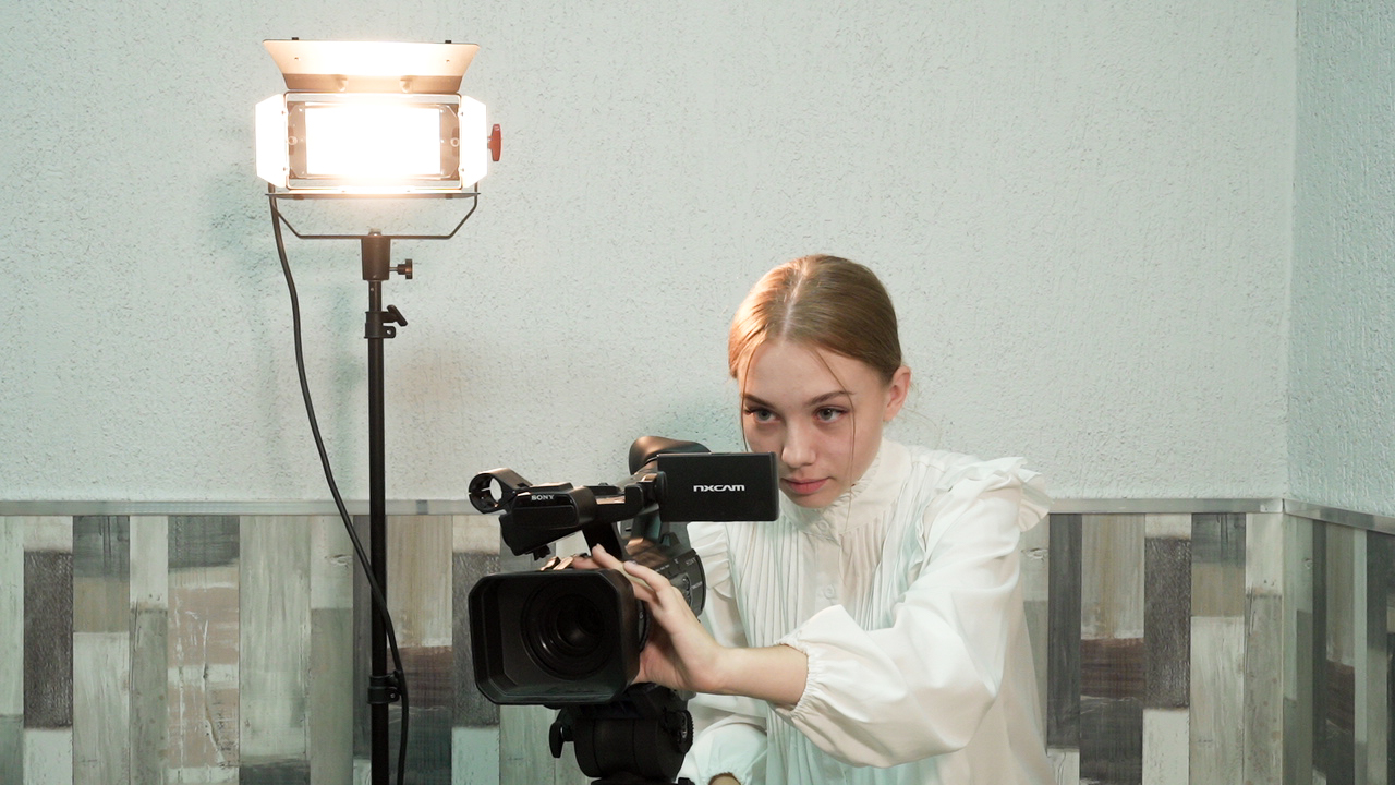 Образовательная экспедиция СОТ в Рязанской области: видеосъемка сюжета на практике
