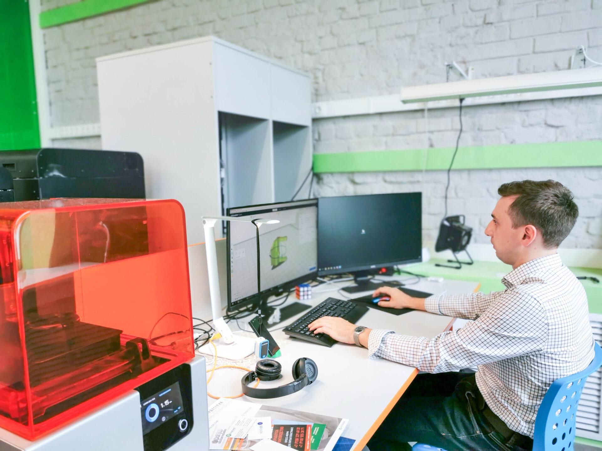 Образовательная экспедиция СОТ в Ивановскую область: работа с проектированием 3D модели