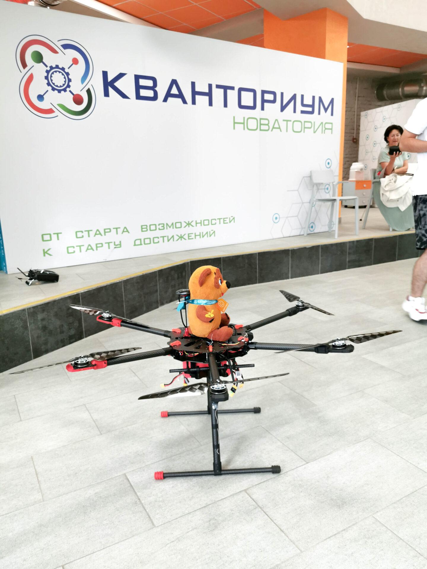 Образовательная экспедиция СОТ в Ивановскую область: разработка Робокванториума на базе детского творчества «Новация»