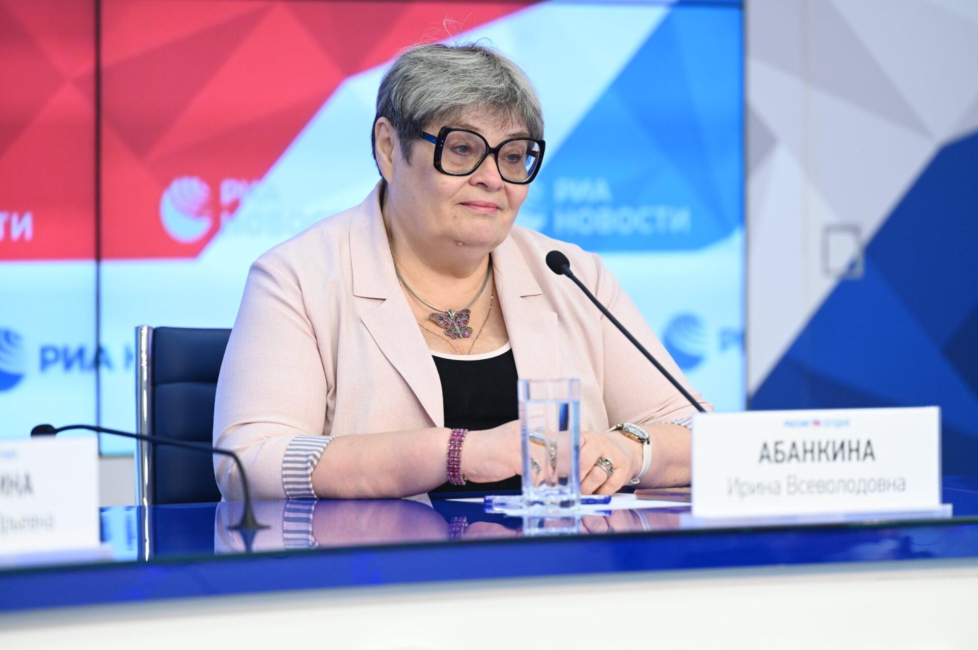 Обучение учителей личной эффективности: Ирина Абанкина рассказала о направлении «Проектная деятельность»