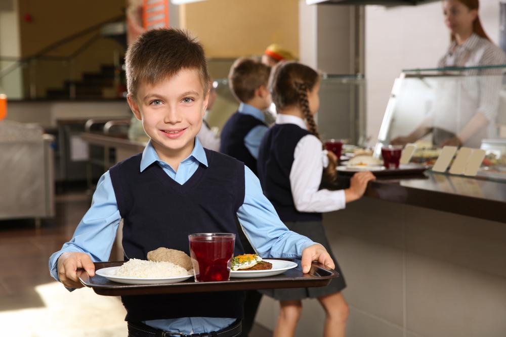 Список льгот для школьников в 2021 году: питание в школах