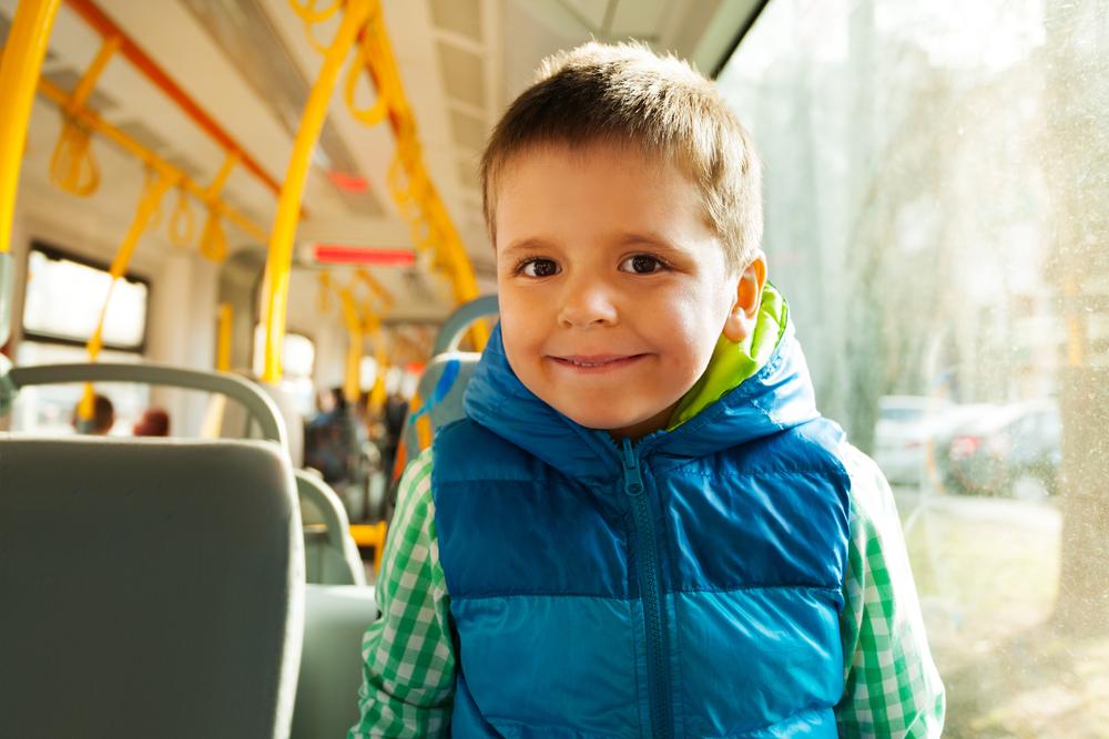 Список льгот для школьников в 2021 году: проезд в транспорте