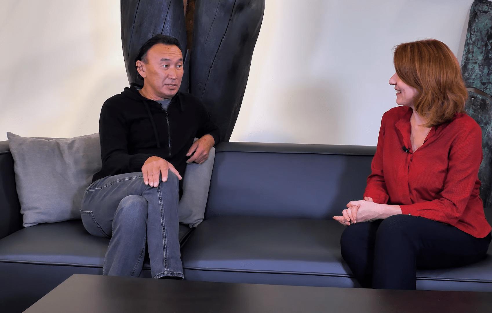 Образовательная экспедиция СОТ в Республику Бурятия: интервью со скульптором Даши Намдаковым о влиянии культуры на творчество