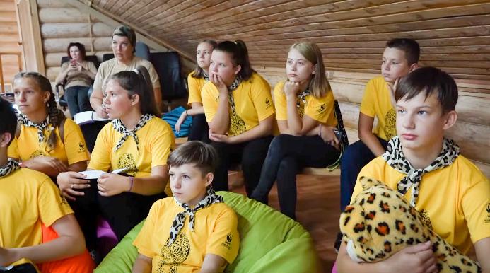 Образовательная экспедиция СОТ в Приморский край: «живые» уроки для детей