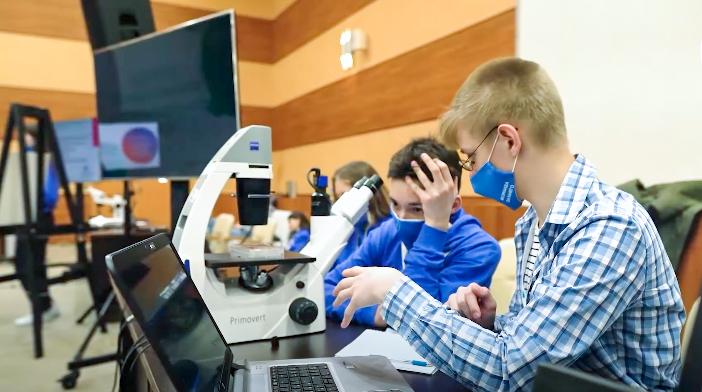 Образовательная экспедиция СОТ в Приморский край: подготовка детей к будущим профессиям
