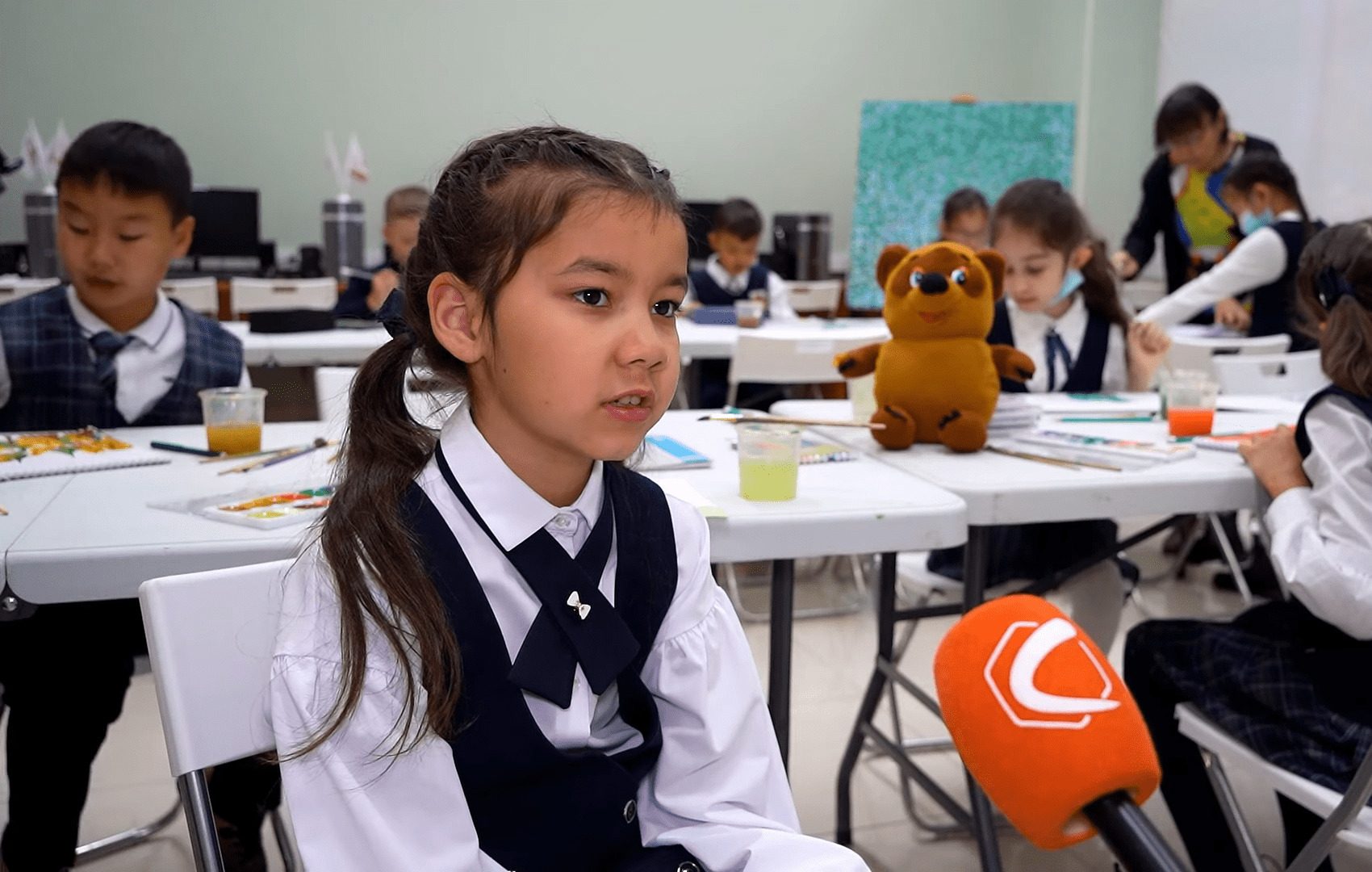 Образовательная экспедиция СОТ в Республику Бурятия: интервью с ученицей лингвистической гимназии №3
